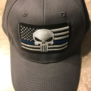 Thin Blue Line Caps by OTTO